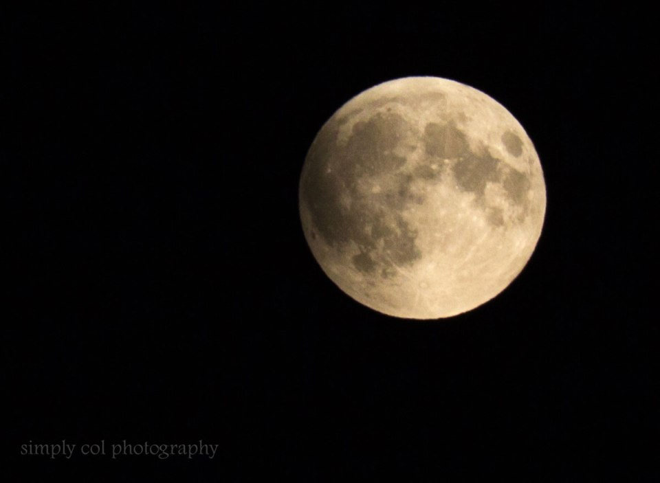 Super Moon September 2015